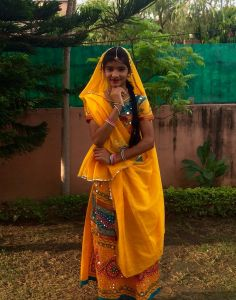 Khushboo In Yellow (2)